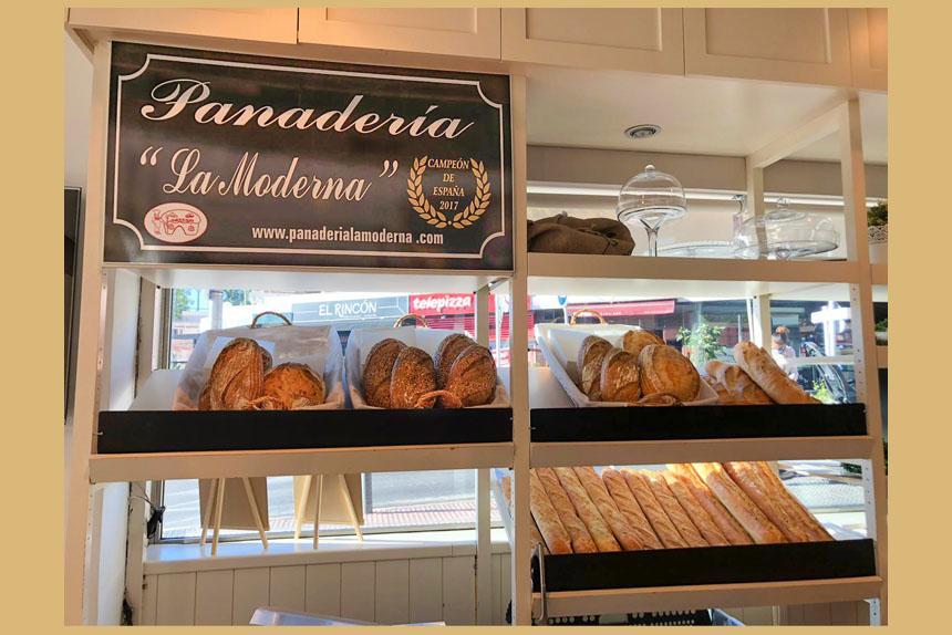 Puntos de venta-Panadería La Moderna-Sierra de Madrid